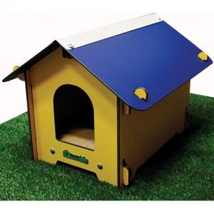 Rivestimento tetto cuccia cane