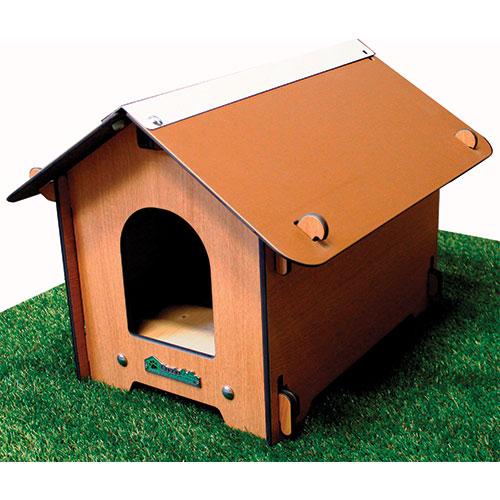 Come riscaldare una cuccia da esterno per cani per l 39 inverno for Cucce per gatti da esterno riscaldate